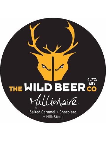 Pumpclip image for Wild Beer Millionaire