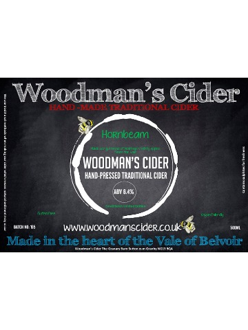 Pumpclip image for Woodman's Hornbeam