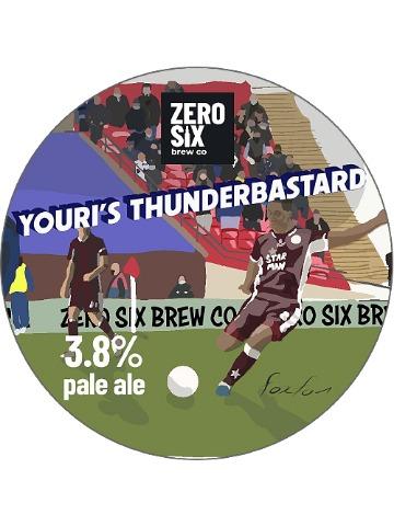 Pumpclip image for Zero Six Youri's Thunderbastard