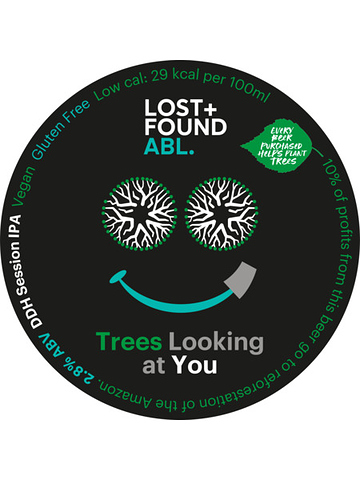 Pumpclip image for Lost Found R37. Trees Looking at You