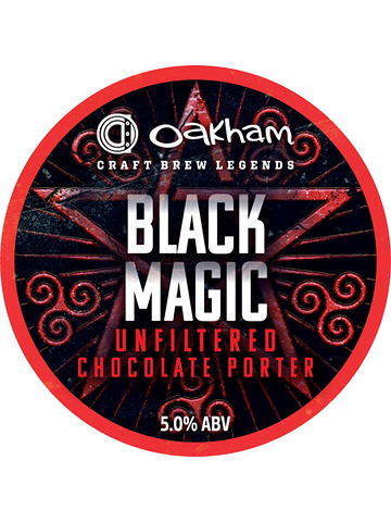 Pumpclip image for Oakham Black Magic