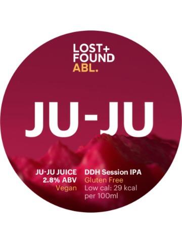 Pumpclip image for Lost Found R36. Ju-Ju