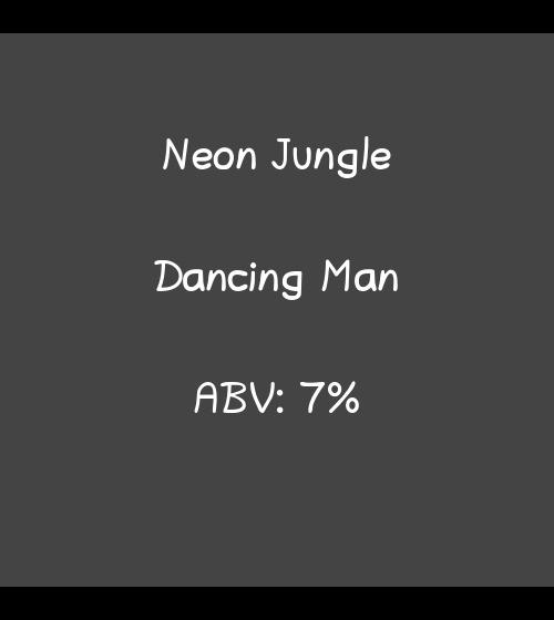 Dancing Man - Neon Jungle