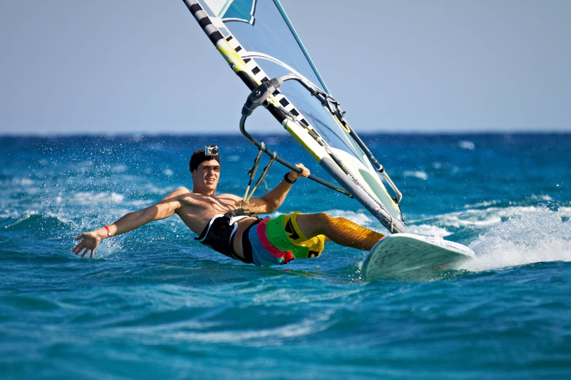 Where to learn windsurfing 86