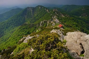 This is the Risnjak Nature Park, a magnificent piece of unspoilt nature