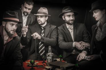 For a few hours you'll dress up as a mobster during the rise of organised crime and prohibition