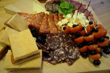 Prosciutto, premium olive oil, and wine from coastal Croatia are all exceptional but prepare yourself for spicy Kulen, traditional Croatian sausage made of minced pork