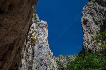 Whether you've never tried rock climbing or you're a seasoned pro, Paklenica will get your adrenaline going