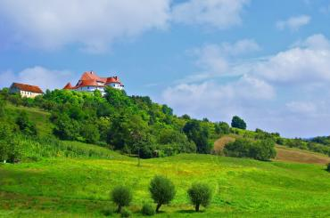 Veliki Tabor is one of the best preserved late medieval and Renaissance fortified castles in mainland Croatia