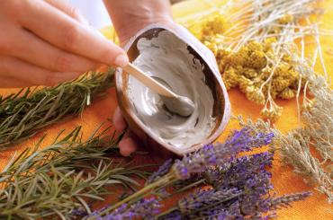 The island of Lošinj is famous for its abundance of  aromatic herbs, many of which are used in Aurora's exclusively designed therapeutic body treatments