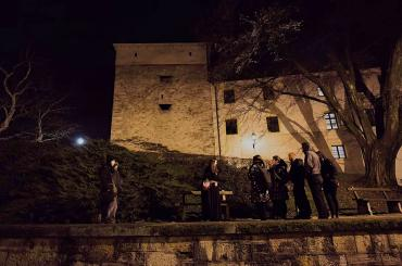 On day 1 you'll learn all about the connection between the witches and Zagreb and hear some truly dark legends