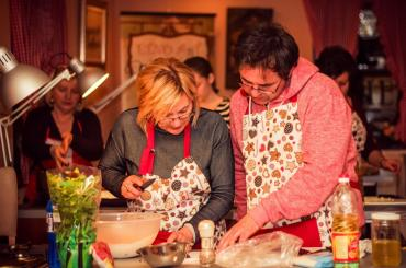 During the fun culinary workshop, you'll learn how to make authentic dishes from Međimurje