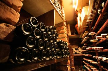 When's the last time you've been to a 300-year-old wine cellar?