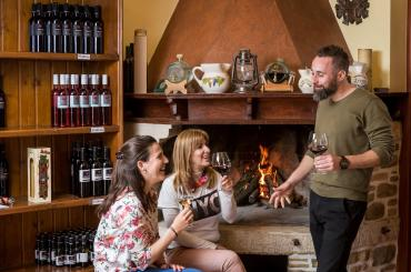 Zigante family winery and wine cellar are the perfect place to taste some of the premium wines typical for Inland Istria