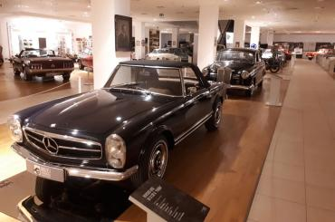 Exhibits at The Ferdinand Budicki museum present a 115-year-old automotive culture. It's a marvellous collection of cars, motorcycles and precious photographs