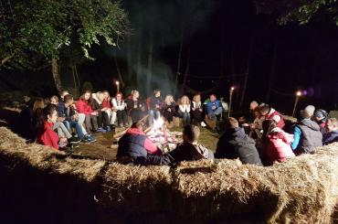 What stories will you have to share at the end of each day?
