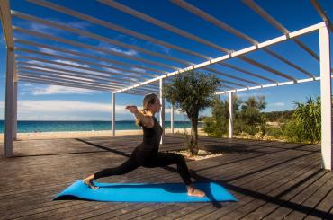 Your yoga instructor will help you detox, but also teach you how to do it on your own in times of need