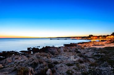 Silba is full of beaches and the sunsets are gorgeous whether you observe them from the village or somewhere from the distant shore
