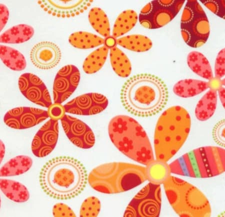 Desen Kaplama Renkli Desenler FR20