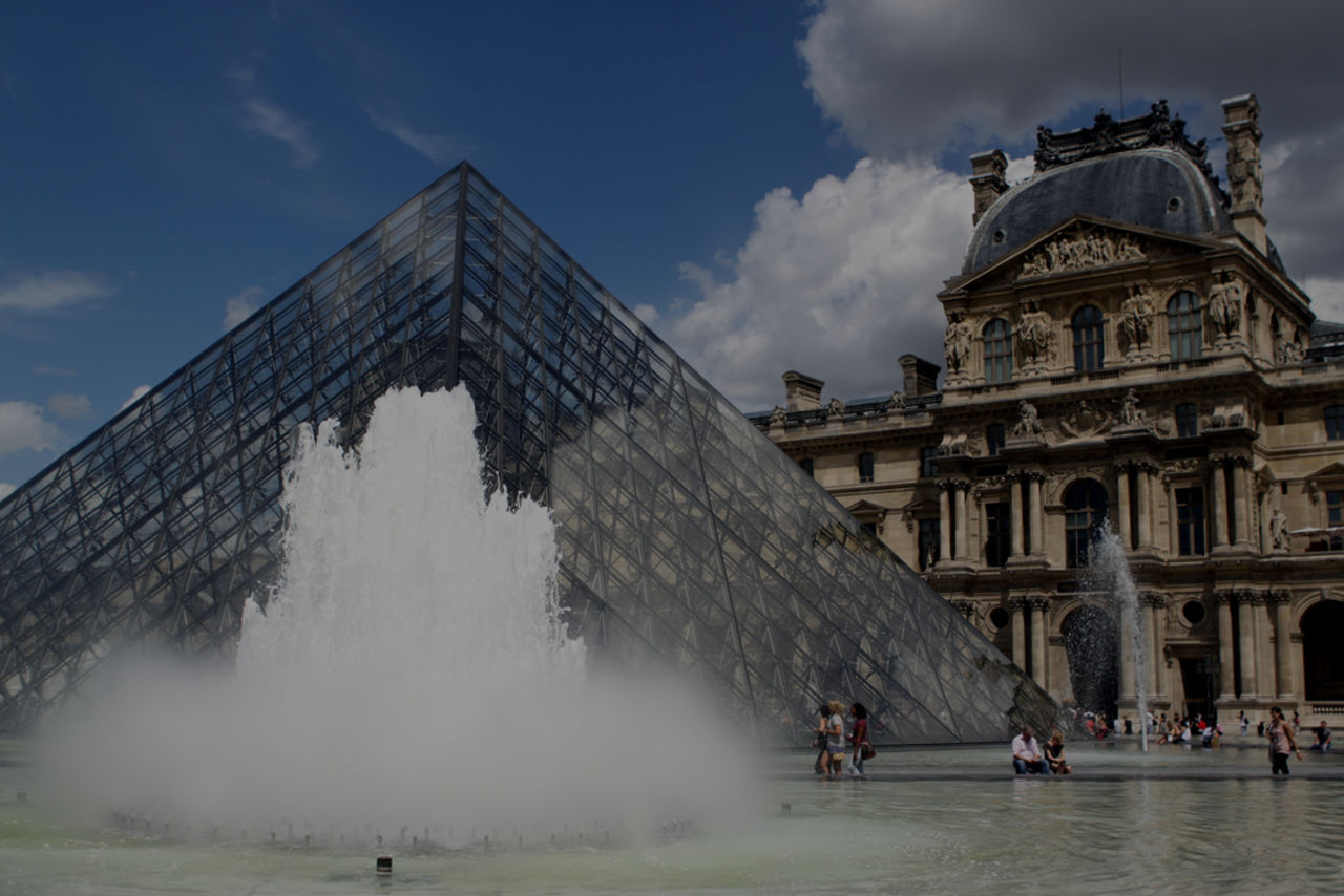 Louvre with Shorter Queues