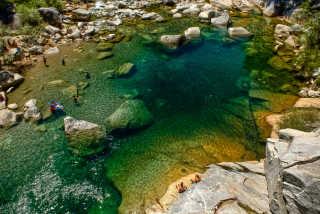 South Yuba River Swimming Holes