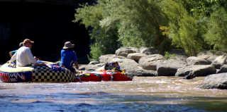 Truckee River Tubing