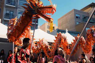 San Diego Chinese New Year Fair