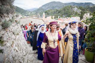 Tourrette-Levens Medieval Festival