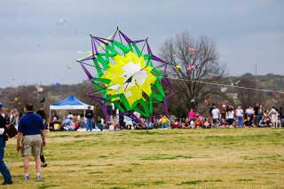 ABC Zilker Kite Festival