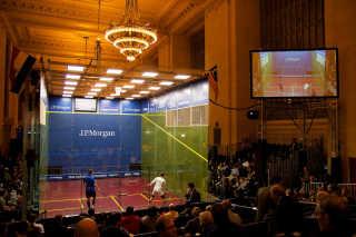 Tournament of Champions Squash
