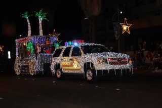 Palm Springs Festival of Lights Parade