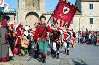 Medieval Festival Monteriggioni
