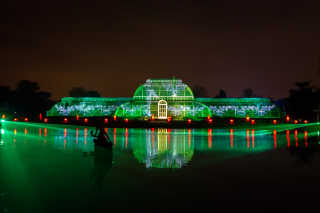 Christmas at Kew Gardens