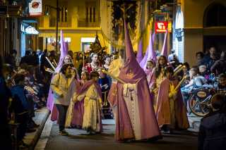 Semana Santa Marinera & Easter
