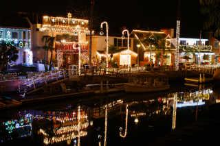 Long Beach Christmas Lights