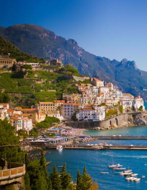 Beste Reisezeit Amalfiküste