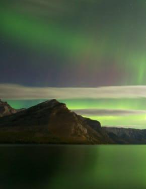 Os melhores lugares para ver as luzes do norte nos Estados Unidos e Canadá
