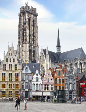 Best time to visit Belgium