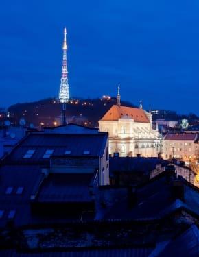 Quand partir Lviv