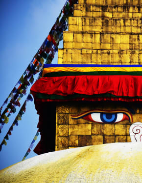 Quand partir Katmandou