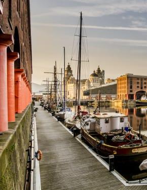 Beste Reisezeit Liverpool