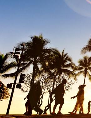 Beste Reisezeit Honolulu, HI