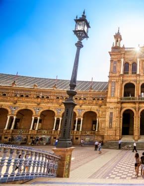 Beste Reisezeit Sevilla