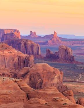 Beste Reisezeit Arizona
