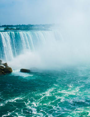 Quand partir Chutes du Niagara