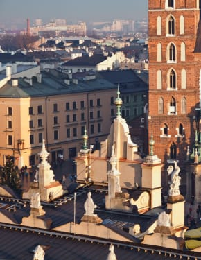 Melhor altura para visitar Cracóvia