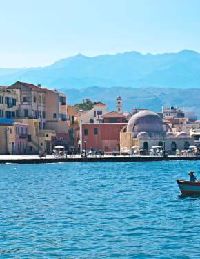 Quand partir Crète