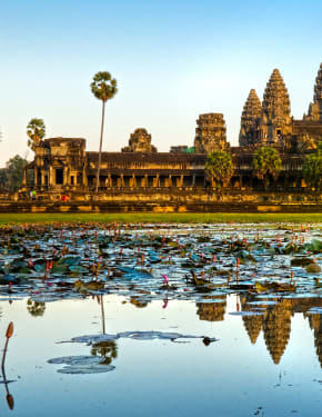 Best time to visit Angkor Wat and Siem Reap