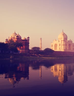 Melhor altura para visitar Taj Mahal e Agra