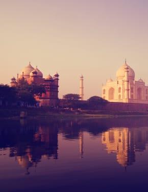 Quand partir Taj Mahal & Agra